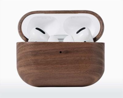 oakywood airpods pro walnut