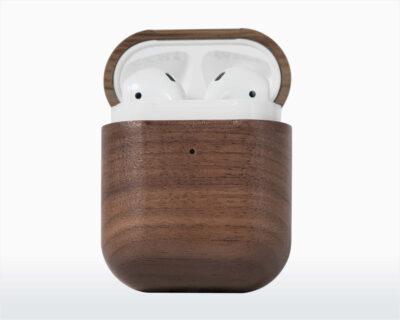 oakywood airpods walnut