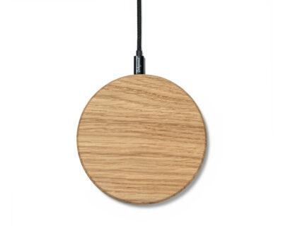 slim wireless charger oakywood oak 1