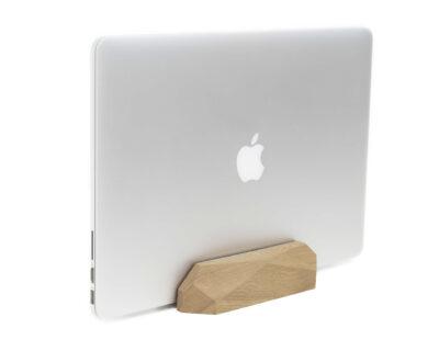 wooden laptop dock oak oakywood 1