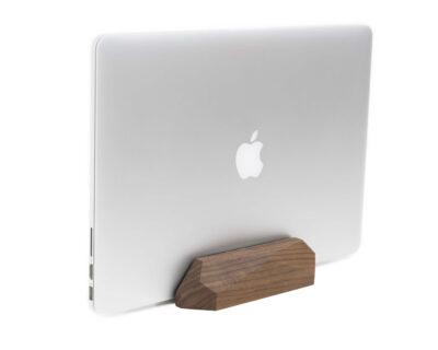 wooden laptop dock walnut oakywood 1