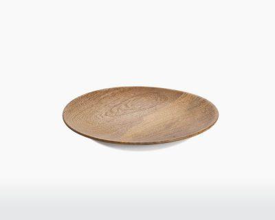 artisan dinner plate nkuku mango wood on webshop wooden amsterdam.jpg