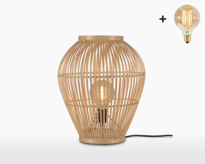 floor lamp double good mojo tuvalu with light bulb bamboo small on webshop wooden amsterdam.jpg