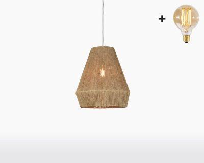 hanging lamp good mojo iguazu h45 with light bulb bamboo on webshop wooden amsterdam.jpg
