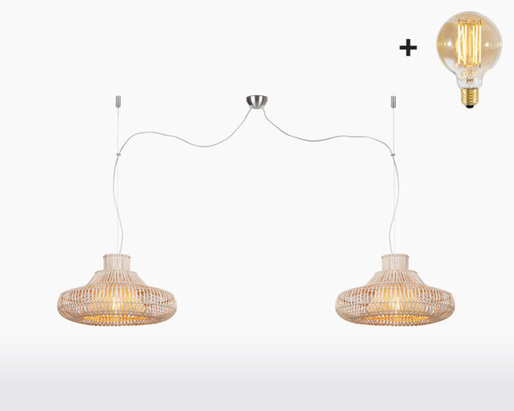hanging lamp good mojo kalahari with light bulb bamboo h2 45 on webshop wooden amsterdam.jpg