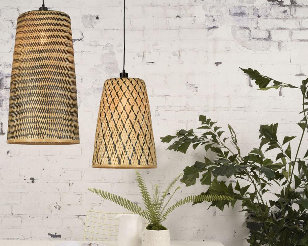hanging lamp kalimantan good mojo small lighting bamboo strips handmade lighting on webshop wooden amsterdam.jpg
