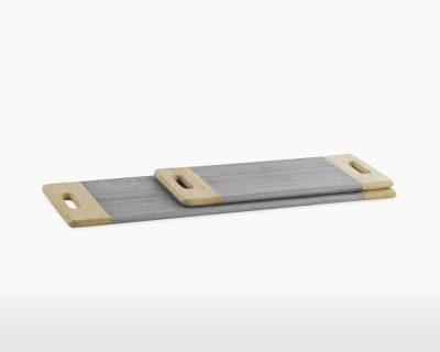 marble platter nkuku bwari grey marble mango wood duo set dinner design on webshop wooden amsterdam.jpg.jpg