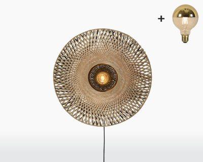 wall lamp kalimantan good mojo bamboo small lightbulb woven natural lighting on webshop wooden amsterdam.jpg