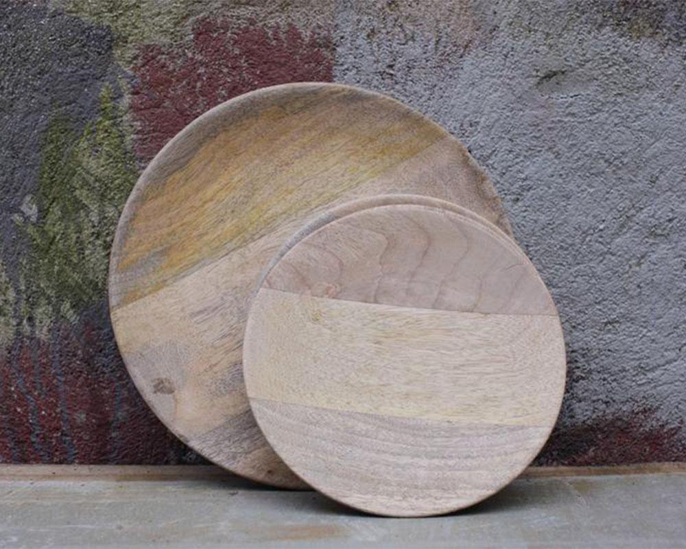wooden plate nkuku mango wood artisan handmade dinner side tableware set on webshop wooden amsterdam.jpg.jpg