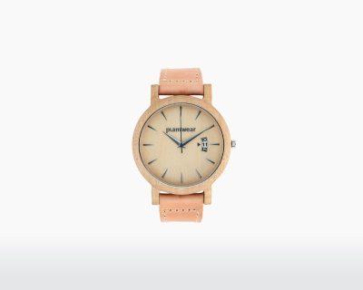 plantwear wooden watch royal series maple front on webshop wooden amsterdam.jpg