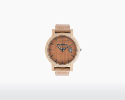 plantwear wooden watch royal series sycamore front on webshop wooden amsterdam.jpg