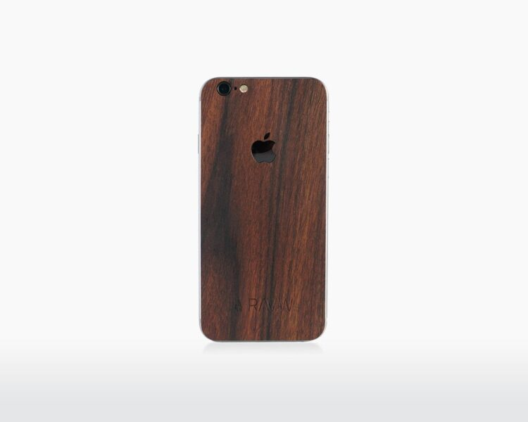 rauw wooden iphone 6 7 plus cover palisander front on webshop wooden amsterdam.jpg