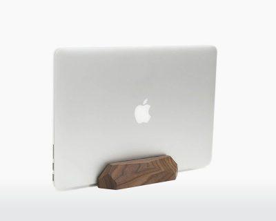wooden laptop dock oakywood walnut stylish on webshop wooden amsterdam.jpg