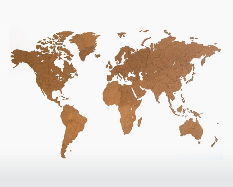 wooden world map brown mimi innovations hdf wood giant 280x170cm home decoration on webshop wooden amsterdam.jpg