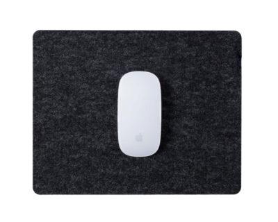 mousepad anthracite felt cork oakywood 1